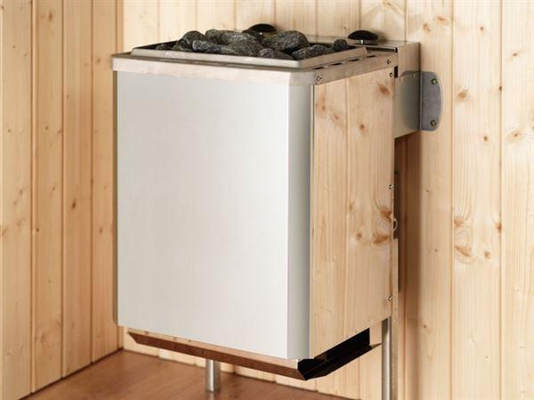 Weka Ofenset 10 - 5,4 kW Kompakt-Ofen, integr. Steuerung, Kabel, Steinen