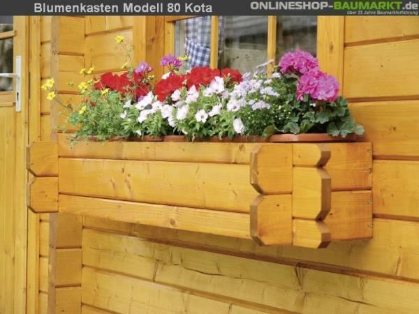 Wolff Finnhaus Blumenkasten 80 cm Kota
