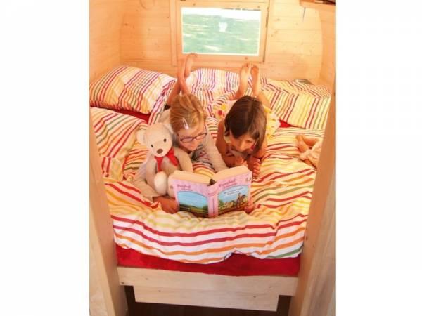 Wolff Finnhaus Campingfass: Matratze für Schlafraum