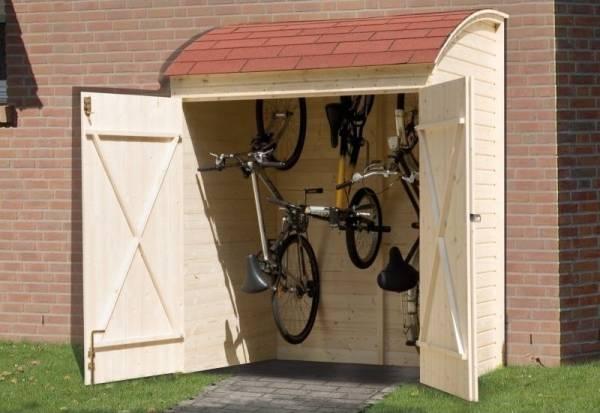 Weka Fahrradgarage / Mehrzweckbox 19 mm