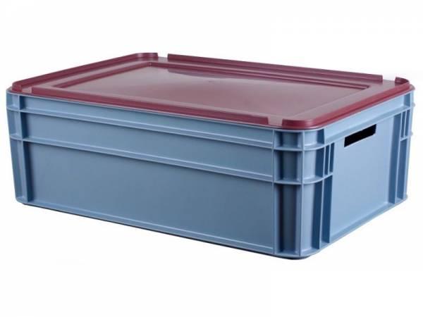 Deckel für Lagerbox aus PP-Kunststoff Neuware