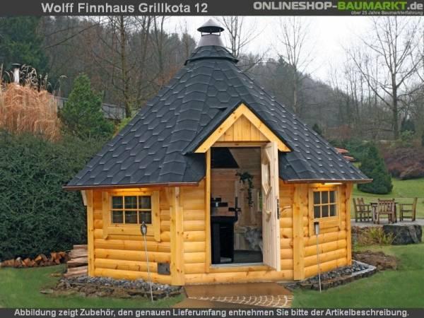 Wolff Finnhaus Grillkota 12-C