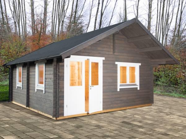 Wolff Finnhaus Lappland 70-C XL mit Schlafboden