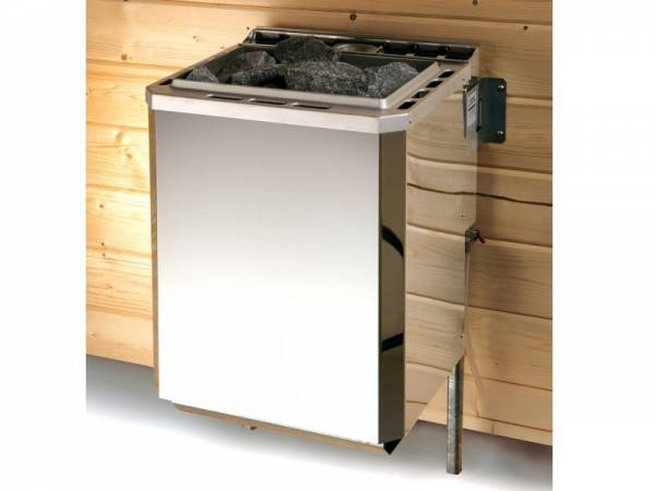 Weka Sauna-Dampfbad-Kombiofen BioAktiv 4,5 kW