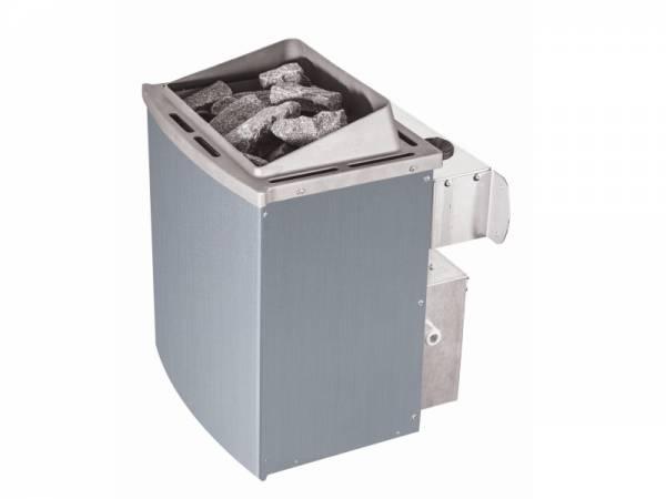 Karibu Saunaofen 4,5 kW integrierte Steuerung mit Steinen