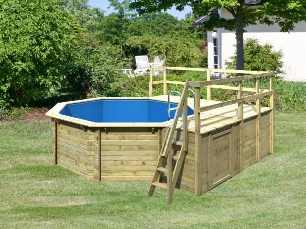 Karibu Pool Modell 1 Variante E