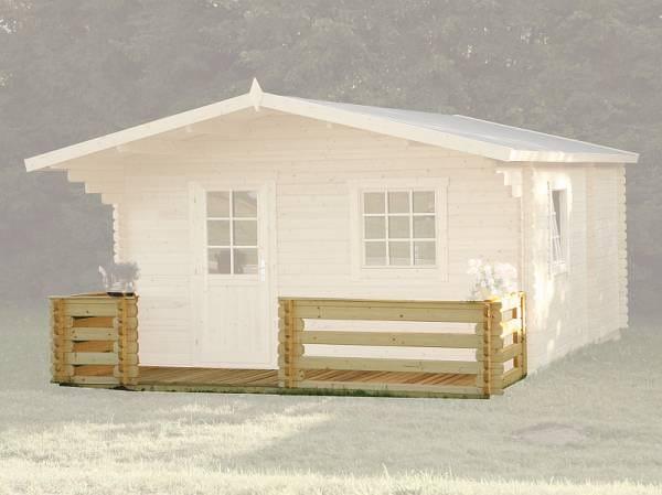 Wolff Terrasse 70.2 asymmetrisch