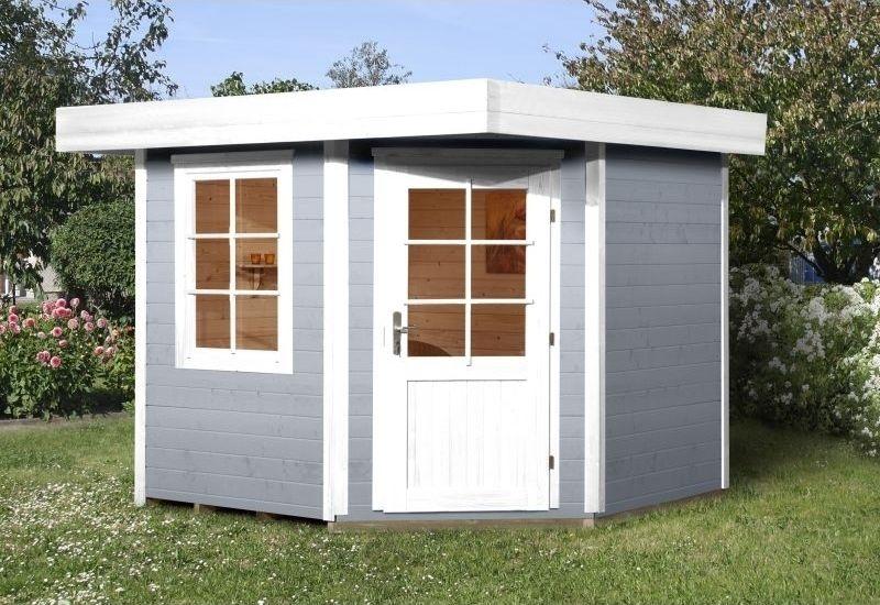 5 eck gartenhaus holz preisvergleiche. Black Bedroom Furniture Sets. Home Design Ideas