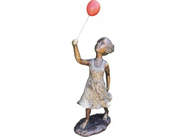 Granimex Fenja mit Ballon - Bronze Design