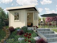Weka Gartenhaus 213 Plus Gr 2 natur