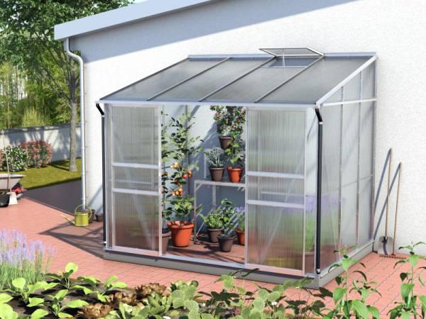 Vitavia Gewächshaus Ida 5200 HKP 4 mm Alu