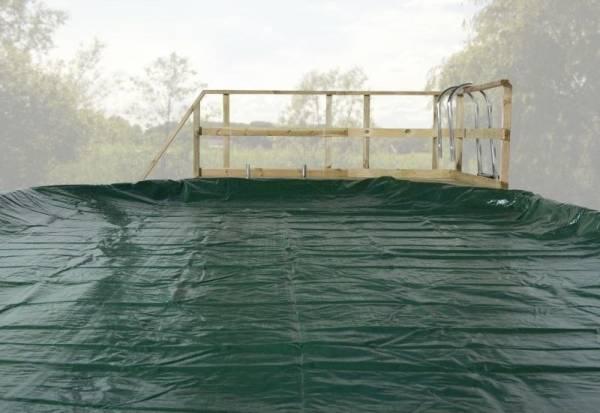 Weka Abdeckplane für Pool 593