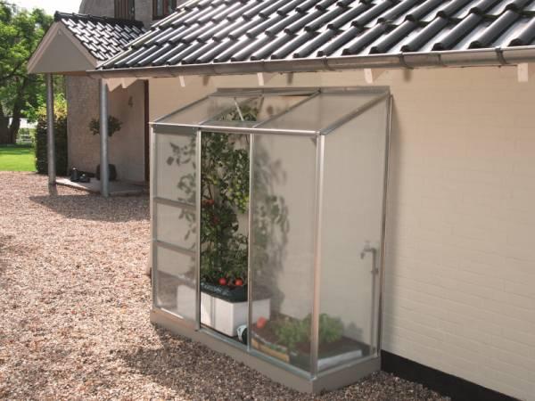 Vitavia Gewächshaus Ida 1300 HKP 4 mm Alu