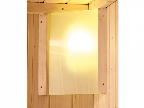 Karibu Saunaleuchte Premium