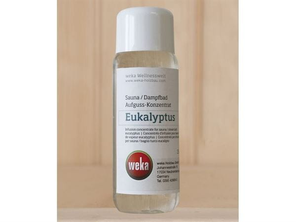 Weka Sauna/Dampfbad Aufguss-Konzentrat Eukalyptus