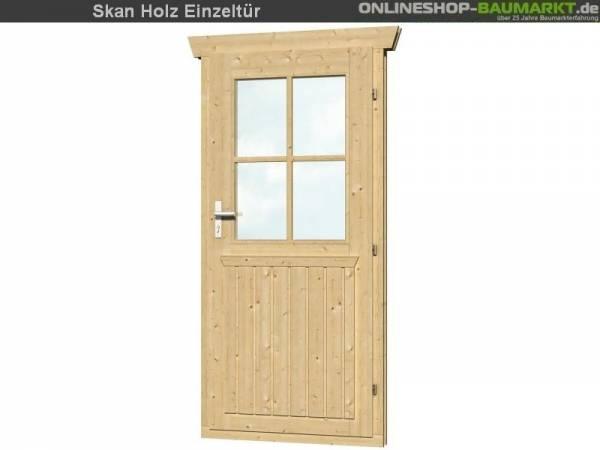 Skan Holz Einzeltür 28 mm