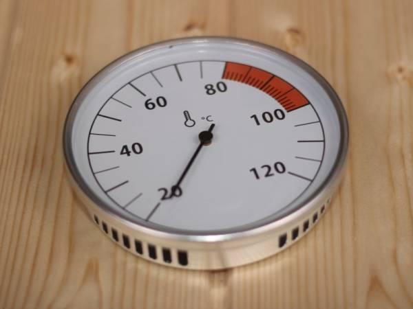 Karibu Sauna Thermometer Classic