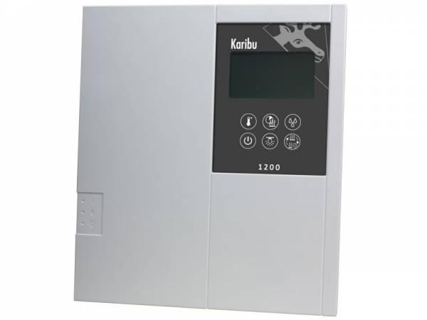 Karibu Steuerung Classic für Bio-Kombiöfen bis 9 kW