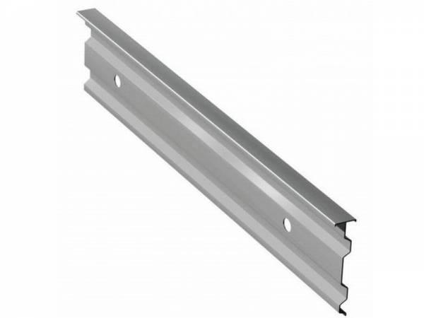 Aluminium Wandanschlussprofil 200 cm, Typ 5 - 3 Stück