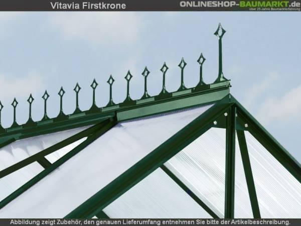 Vitavia Firstkrone grün für Merkur, Mars, Uranus, Cassandra, Diana
