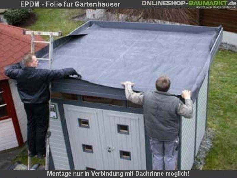 EPDM Folien Set 344 - 750 x 375 cm