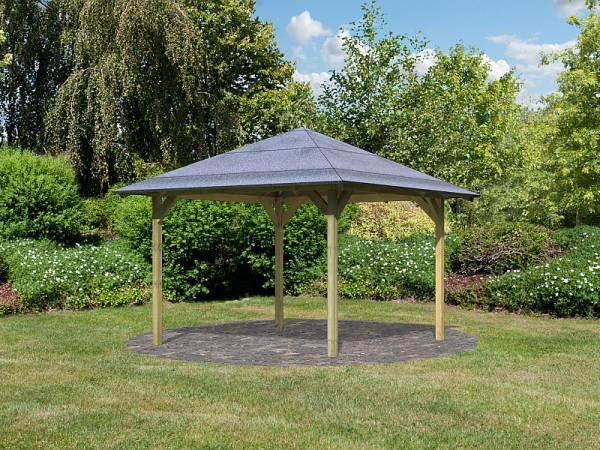 Karibu 4-Eck Pavillon Eco Cordoba