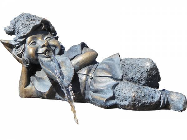 Granimex Pan Wasserspeier - inkl. Pumpe