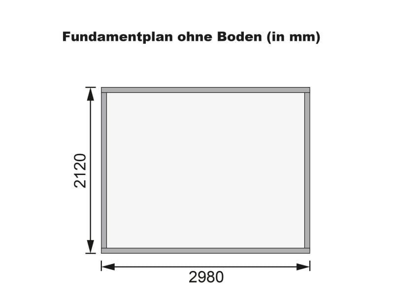 karibu gartenhaus m hlendorf 4 terragrau 19 mm kleines. Black Bedroom Furniture Sets. Home Design Ideas