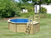 Karibu Pool Modell 1 Variante B