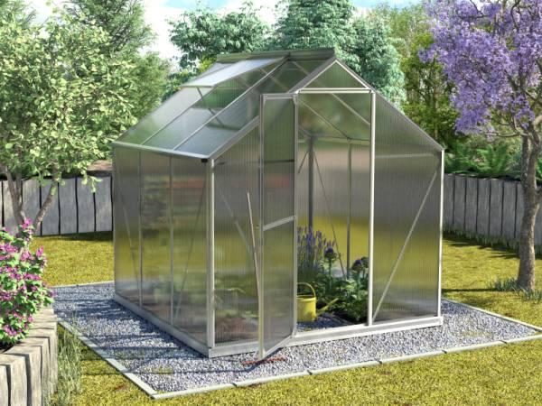 Vitavia Gewächshaus Triton 3800 HKP 4 mm Alu