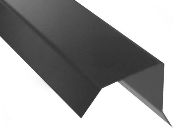 Blendenabdeckung Flachdach Typ 1c - bis 50 mm Blendendicke - 1 Stück