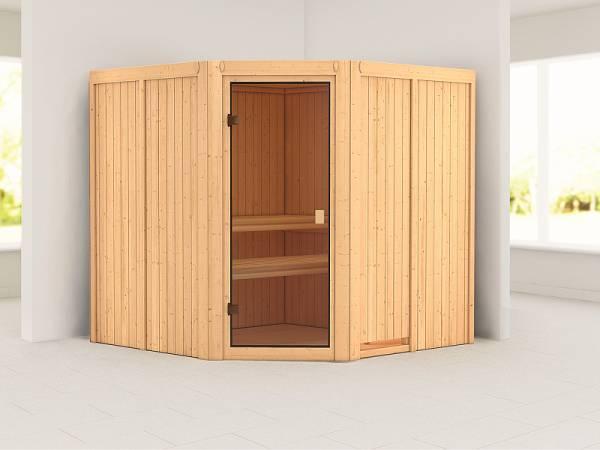 Karibu Sauna Kotka 68 mm
