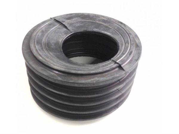 Rohranschluss - Übergang Fallrohr DN 60 oder DN 75 auf KG Rohr 100 mm