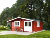 Wolff Finnhaus Gartenhaus Nordkap 70-G XL