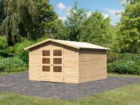 Karibu Woodfeeling Gartenhaus Amberg 6 19 mm